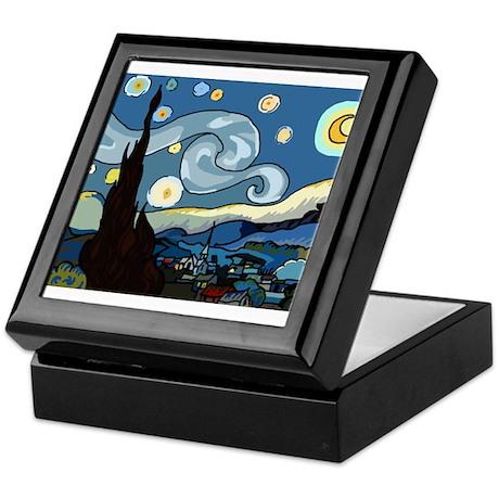 The Starry Night SFM - Keepsake Box