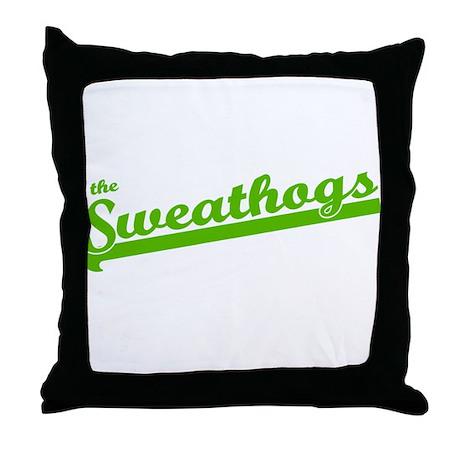 Sweathogs Throw Pillow