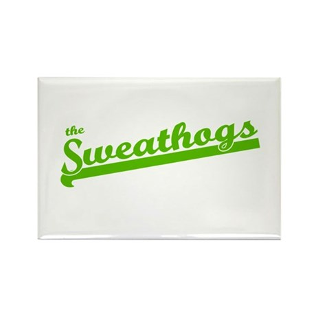 Sweathogs Rectangle Magnet