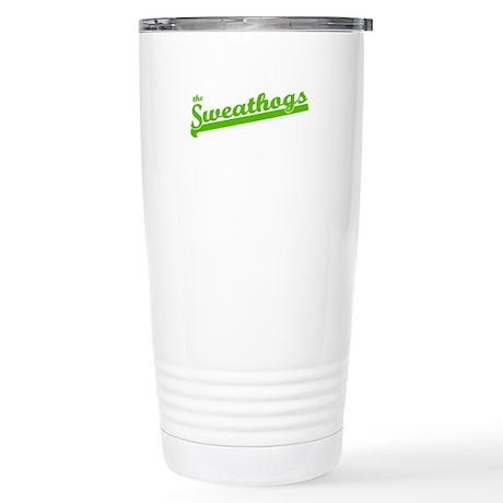 Sweathogs Stainless Steel Travel Mug