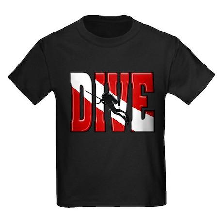 Big Dive Kids Dark T-Shirt