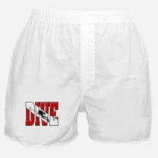 Big Dive Boxer Shorts