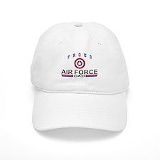 Proud Air Force Dad Baseball Cap