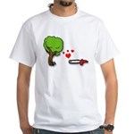 hopeless White T-Shirt
