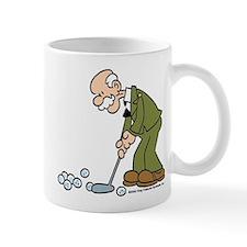 Halftrack Putting Mug