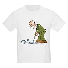 Halftrack Putting Kids Light T-Shirt