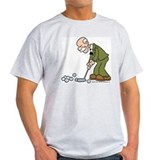 Beetle bailey Mens Light T-shirts