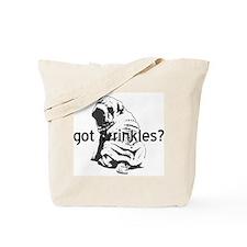 Shar Pei - Got Wrinkles? Tote Bag
