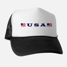 USA Wear Trucker Hat
