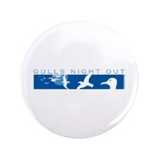 "Gulls Night Out 3.5"" Button"