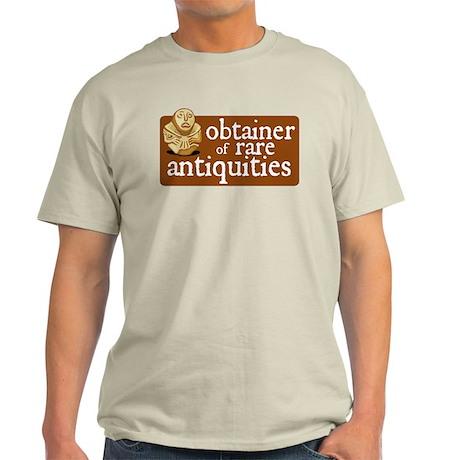 Obtainer Rare Antiquities Light T-Shirt