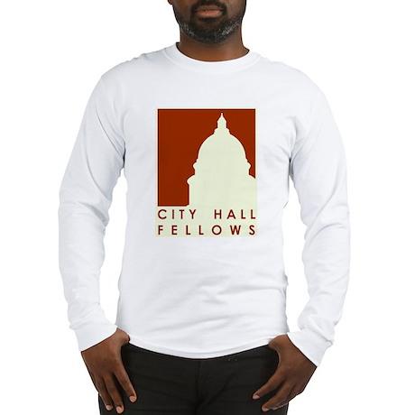 City Hall Fellows Long Sleeve T-Shirt