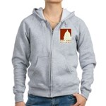 City Hall Fellows Women's Zip Hoodie