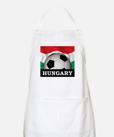Hungary Football BBQ Apron
