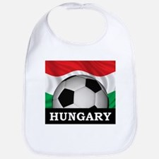 Hungary Football Bib
