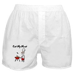 Eat My Meat Boxer Shorts