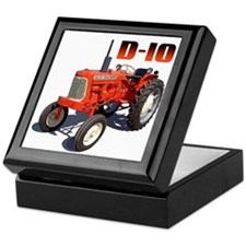 Funny Chalmers grandpa agriculture Keepsake Box