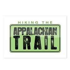 Hiking the Appalachian Trail Postcards (Package of