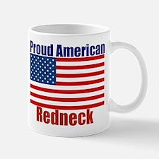 Proud American Redneck Mug