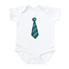 Silly Tie Infant Bodysuit