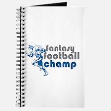 Fantasy Football Champ Journal