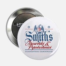 "Smith's Fake Fireworks Company 2.25"" Button (10 pa"