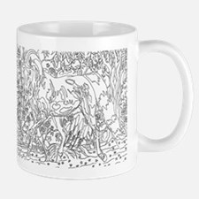 Rose Garden Trot Mugs