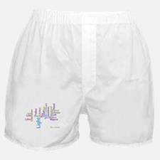 Season 3 Word Cloud Boxer Shorts