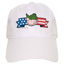 Star-Spangled Beetle Banner Cap