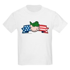Star-Spangled Beetle Banner T-Shirt