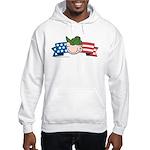 Star-Spangled Beetle Banner Hooded Sweatshirt