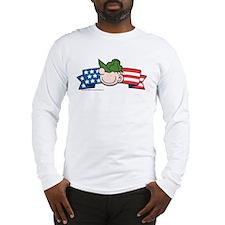Star-Spangled Beetle Banner Long Sleeve T-Shirt