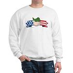 Star-Spangled Beetle Banner Sweatshirt
