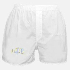 Season 5 Word Cloud Boxer Shorts