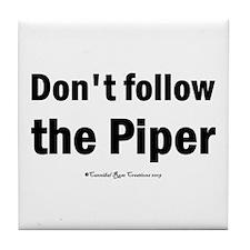 The Piper Tile Coaster