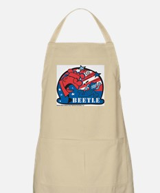Angry Sarge Red, White, and B BBQ Apron