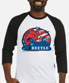 Angry Sarge Red, White, and B Baseball Jersey