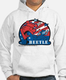 Angry Sarge Red, White, and B Hoodie