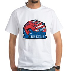 Angry Sarge Red, White, and B Shirt