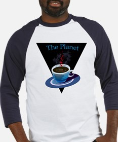 The Planet Coffee House Baseball Jersey