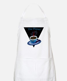 The Planet Coffee House BBQ Apron