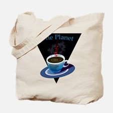 The Planet Coffee House Tote Bag