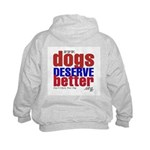 Patriotic Website Graphic Kids Hoodie