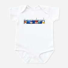 Buoys Night Out Infant Bodysuit
