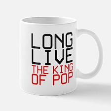 King of Pop Small Small Mug