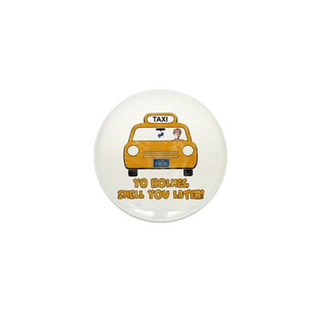 Fresh Prince Of Bel Air Mini Button (10 pack)