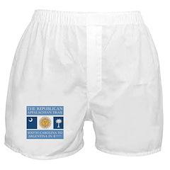 Appalachian Argentina Boxer Shorts