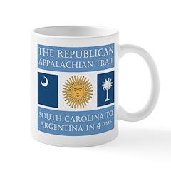 Appalachian Argentina Mug