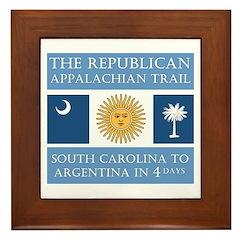 Appalachian Argentina Framed Tile