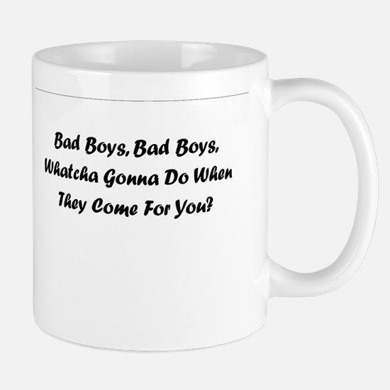 Funny Law enforcement humor Mug